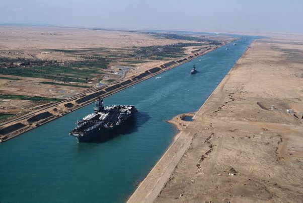 Suez Khaal